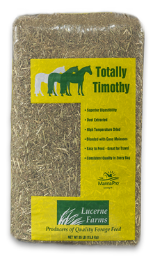 Timothy Plus Alfalfa | Traditional Horse Feed Blends | Equine Products